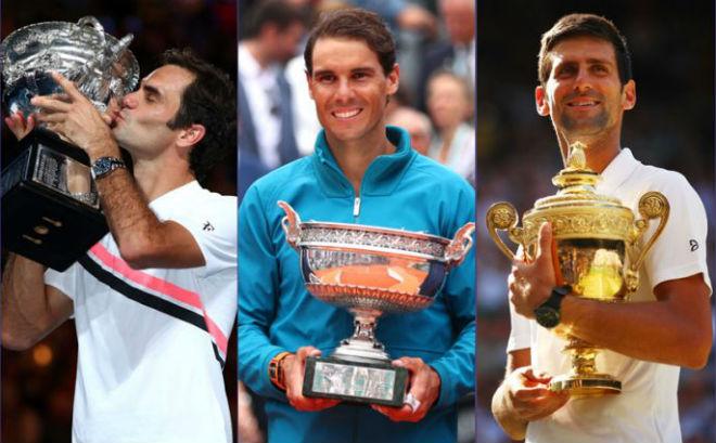 Tennis 24/7: Federer và Nadal thua xa, Djokovic mới vĩ đại nhất lịch sử - 1