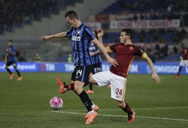 AS Roma - Inter Milan: Thế trận đôi công hấp dẫn - 1