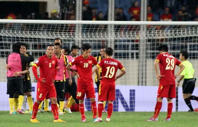 ĐT Việt Nam mơ chung kết: Nỗi đau Mỹ Đình & bài học năm 2014 - 1