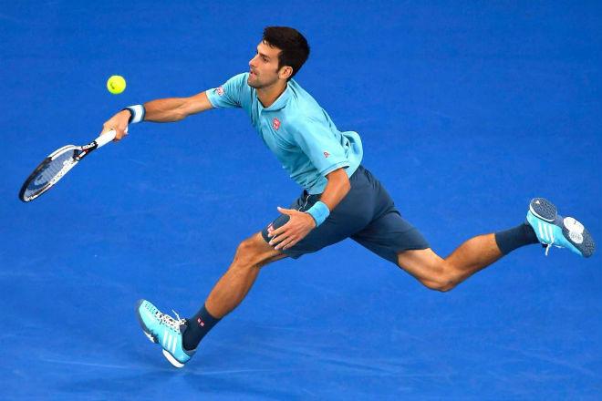 """Djokovic khiến Federer và Nadal """"kinh hồn bạt vía"""" như thế nào? - 1"""