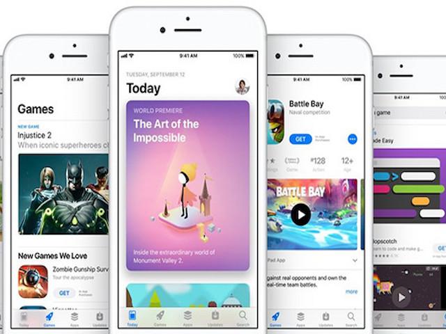 App Store tiếp tục loại bỏ hơn 700 ứng dụng xấu từ Trung Quốc