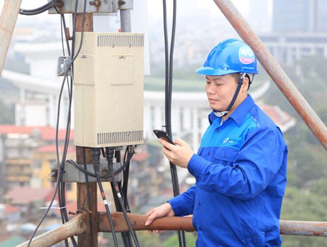 Kết quả đo kiểm tốc độ 3G của VinaPhone, Viettel và MobiFone từ Cục Viễn thông - 1