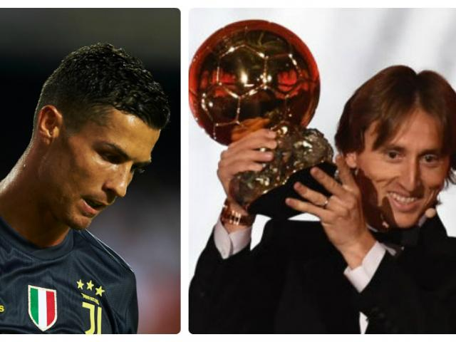 """Ronaldo mất """"Quả bóng Vàng"""": Sự thật hiển nhiên hay công lý bị đánh cắp?"""