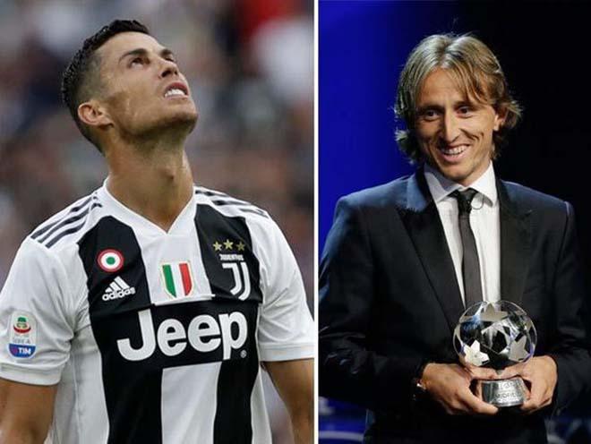 Modric thắng Quả bóng vàng: Ronaldo trốn dự gala trao giải, ở nhà làm gì? - 1