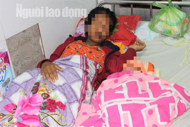 Sự thật vụ sản phụ 15 tuổi sinh con, bị chồng hành hạ, bắt ăn xin - 1