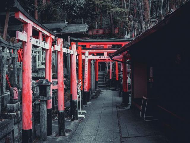 Một góc nhìn lặng lẽ đầy ám ảnh về một cố đô Kyoto Nhật Bản cổ kính