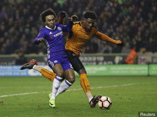 "Wolverhampton – Chelsea: ""Bắt Sói"" chờ quyết đấu Man City"