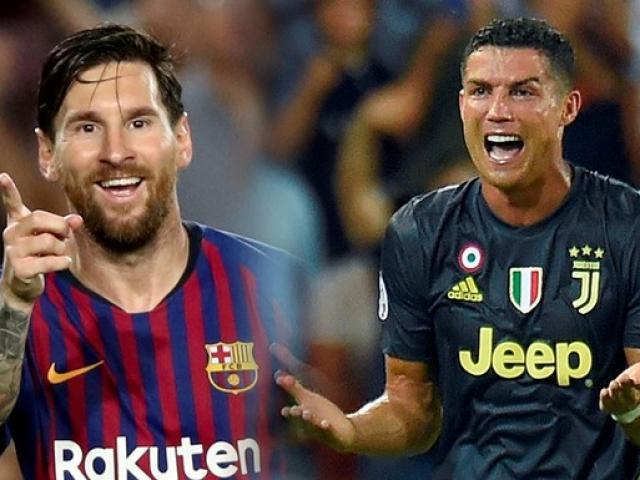 """Ronaldo bất ngờ về Real tái ngộ Messi ở """"Siêu kinh điển"""" tại Madrid"""
