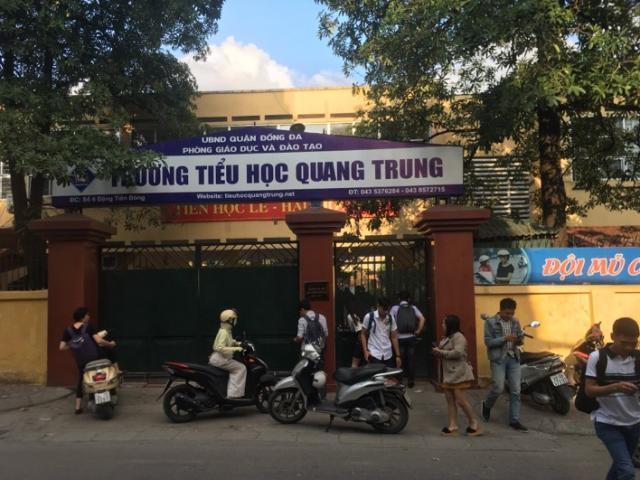 Học sinh ở Hà Nội nghi bị cô giáo cho bạn tát 20 cái đã đi học lại