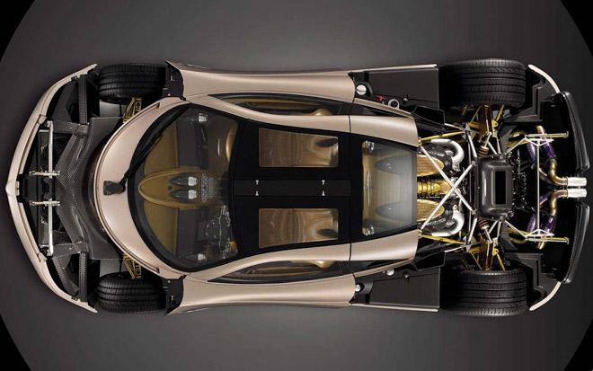 Tại sao động cơ trên siêu xe thường đặt phía sau? - 1