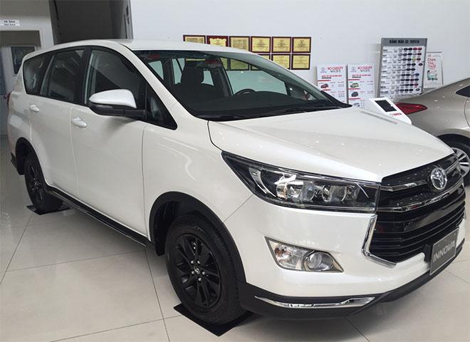 Giá xe Toyota Innova 2019 cập nhật mới nhất ưu đãi 25 triệu tiền mặt khi nhận xe trong tháng 12 - 1