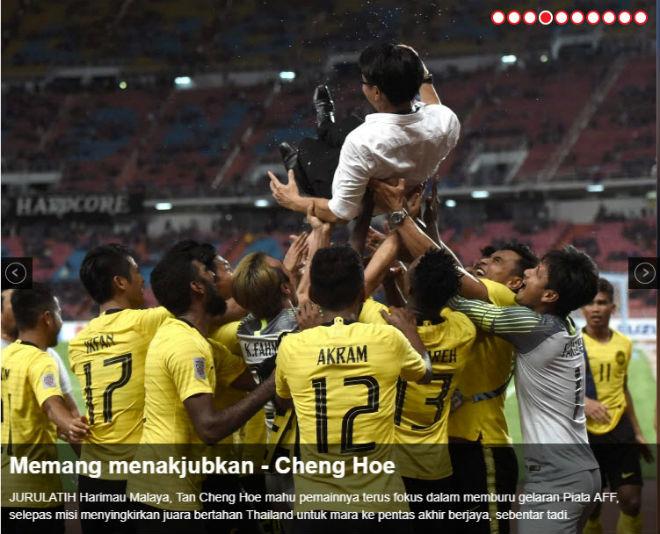 """""""Phù thủy"""" Malaysia hóa phép hạ Thái Lan: Báo Mã mơ """"Siêu hổ"""" vô địch - 1"""