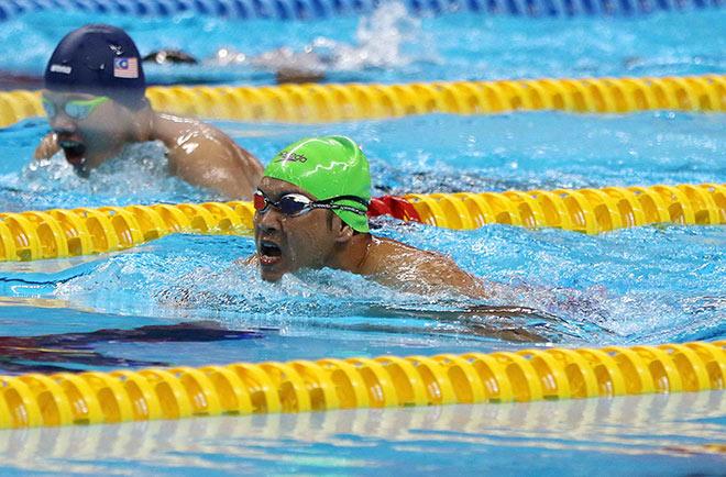 Phía sau khoảnh khắc thành công của VĐV Paralympic Việt Nam - 1