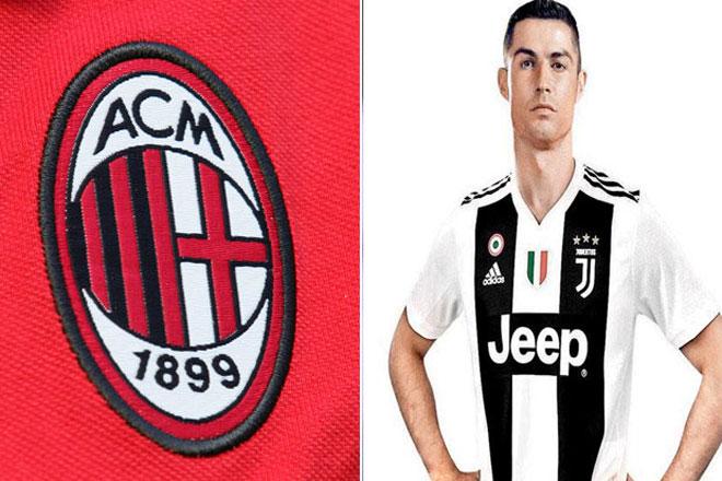 Tin HOT bóng đá tối 5/12: C.Ronaldo từng phũ phàng từ chối Milan - 1