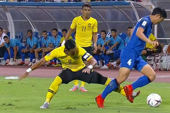 Thái Lan - Malaysia: Rượt đuổi 4 bàn, thẻ đỏ & phạt đền định mệnh (AFF Cup) - 1