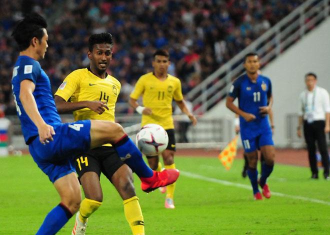 Thái Lan - Malaysia: Rượt đuổi 4 bàn, thẻ đỏ & phạt đền định mệnh (AFF Cup) - 2