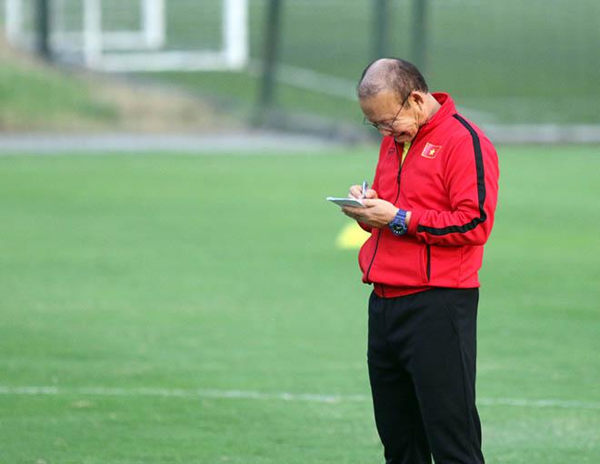 """Với Park Hang Seo, huyền thoại thể thao Hàn Quốc vẫn """"thua"""" ĐT Việt Nam - 1"""