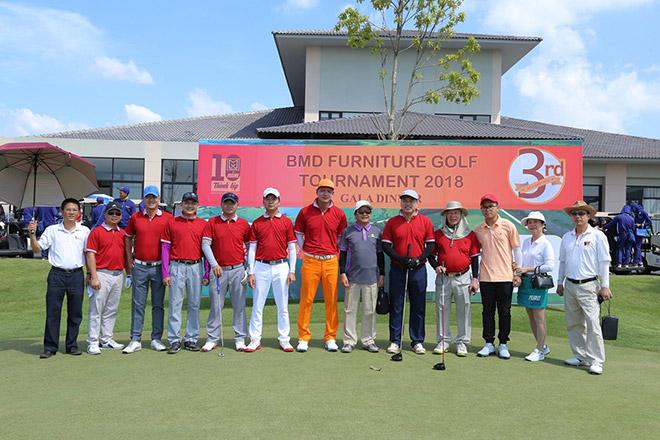 129 golfer tham dự giải Golf BMD Furniture 2018 lần 3 - 1