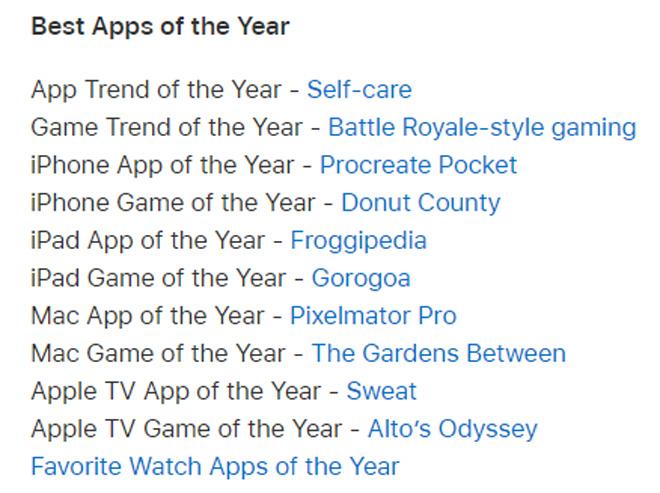 Điểm danh game, ứng dụng hot nhất cho iPhone năm 2018 - 1