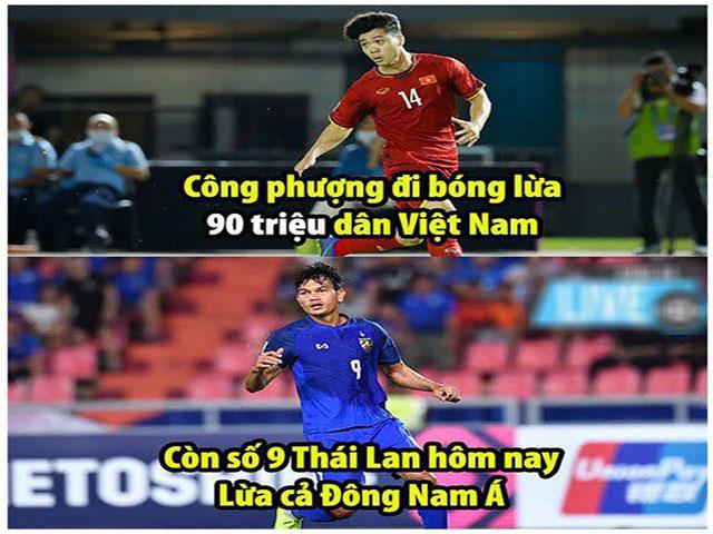 """Cộng động mạng """"hả hê"""" khi Thái Lan cố tình """"né"""" Việt Nam"""