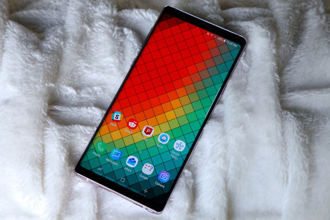 BẤT NGỜ: Người dùng Note 9 được dùng thử hệ điều hành của Galaxy X - 1