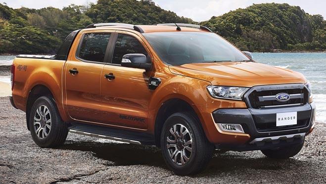 Ford Việt Nam triệu hồi Ranger và Fiesta vì lỗi cửa xe tự bung - 1