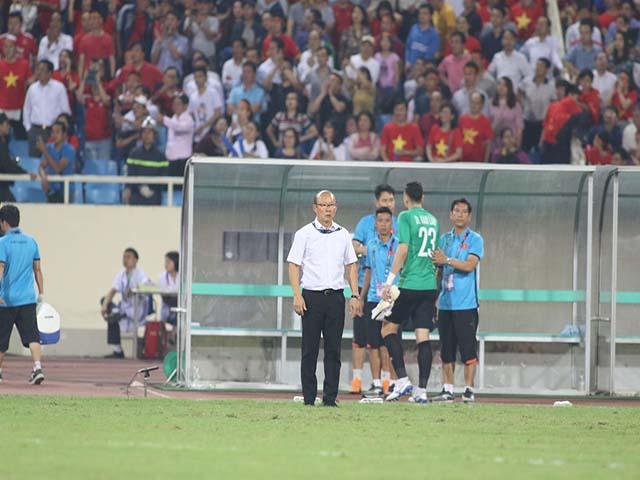 ĐT Việt Nam hạ Philippines: Thầy Park hé lộ sốc về đối thủ từ phút 65