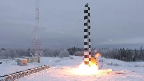 """Hai loại vũ khí Nga có thể """"chặn đứng"""" một cuộc chiến hạt nhân - 1"""