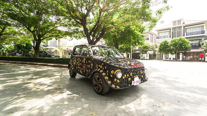 Iron Dream - chiếc ô tô đặc biệt của các nghệ nhân Việt - 1