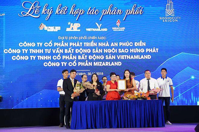Ngôi Sao Hưng Phát là nhà phân phối chính thức căn hộ cao cấp Sunshine City Sài Gòn - 1
