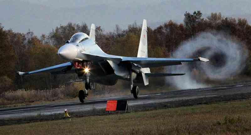 Su-30 Nga đã bắn vào tàu chiến của Ucraine? - 1