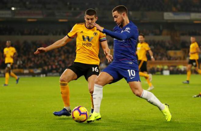 Wolverhampton - Chelsea: Cay đắng 2 bàn ngược dòng - 1