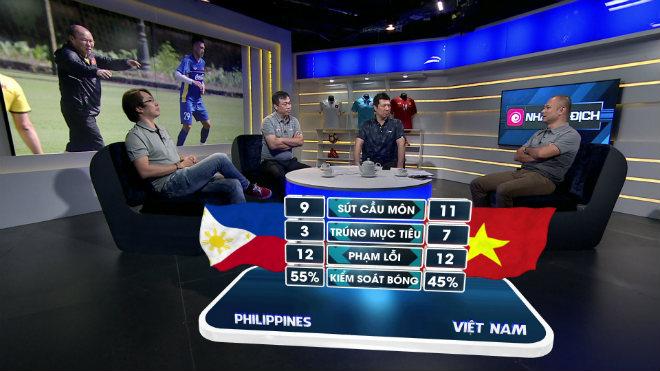 ĐT Việt Nam đấu Philippines bán kết lượt về: Sẽ thắng cách biệt 2 bàn - 1