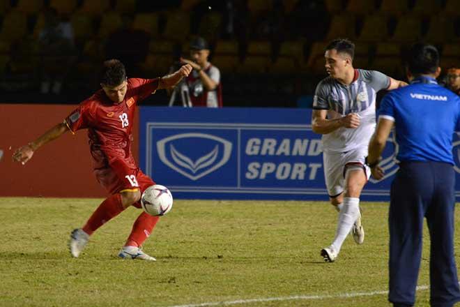 """Trang chủ AFF Cup khen Đức Chinh: Bỏ biệt danh """"chân gỗ"""" hóa ngôi sao đang lên - 1"""