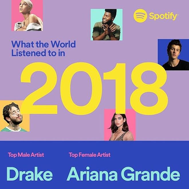 """Những nam, nữ ca sỹ nào """"hot"""" nhất làng nhạc online trên Spotify? - 1"""