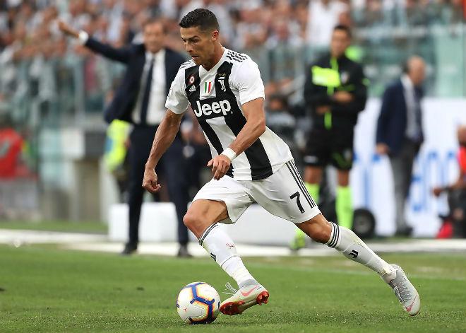 Juventus - Inter Milan: Ronaldo trút giận giải sầu mất Bóng vàng - 1