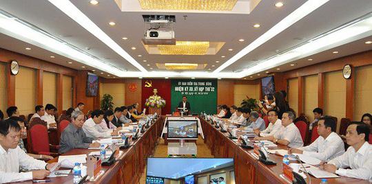 Đề nghị Bộ Chính trị, Ban Chấp hành Trung ương kỷ luật ông Tất Thành Cang - 1