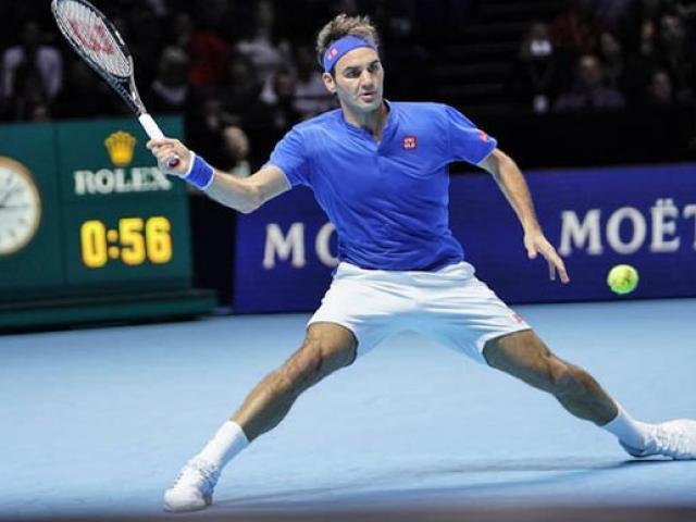 Tượng đài Federer lung lay: Nguy cơ mất danh hiệu lớn