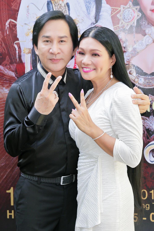 Kim Tử Long đau đầu khi Ngọc Huyền mời Hoài Linh, Trấn Thành tham gia liveshow - 4