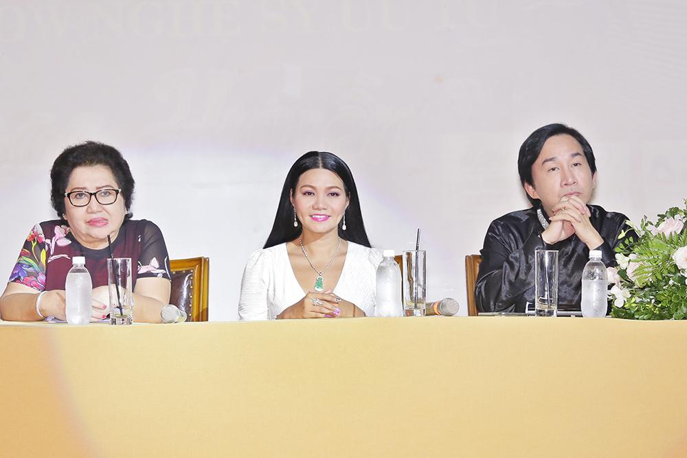 Kim Tử Long đau đầu khi Ngọc Huyền mời Hoài Linh, Trấn Thành tham gia liveshow - 8