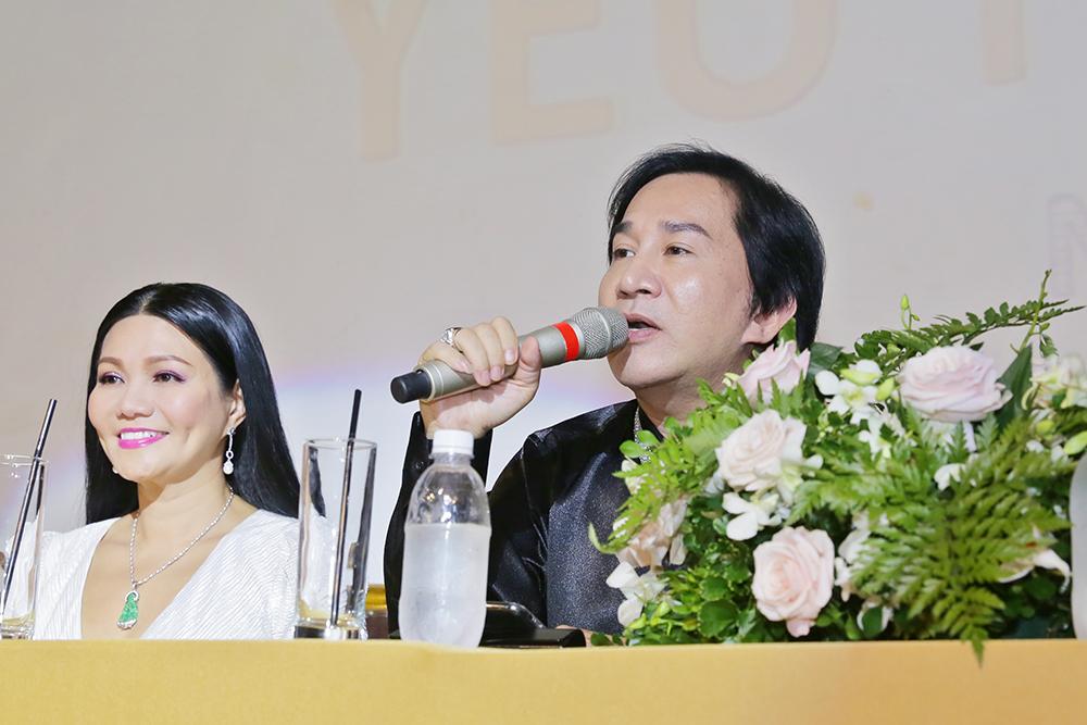 Kim Tử Long đau đầu khi Ngọc Huyền mời Hoài Linh, Trấn Thành tham gia liveshow - 9