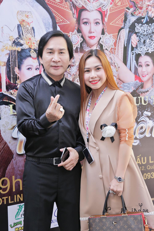 Kim Tử Long đau đầu khi Ngọc Huyền mời Hoài Linh, Trấn Thành tham gia liveshow - 13