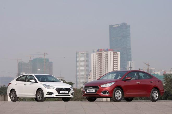 Hyundai Thành Công công bố doanh số tháng 12/2018: Grand i10 tiếp tục là mẫu xe bán chạy nhất 2018 - 1