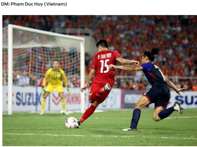 Báo châu Á chọn đội hình trong mơ AFF Cup: Quang Hải - Văn Đức vút cao - 1