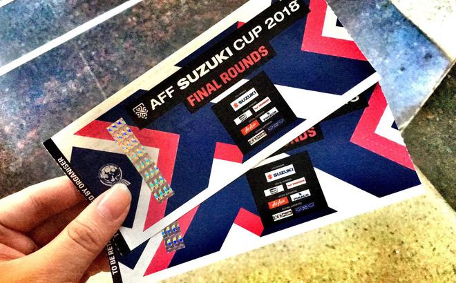 """Chốt phương án bán vé chung kết AFF Cup, người hâm mộ """"méo mặt"""" - 1"""