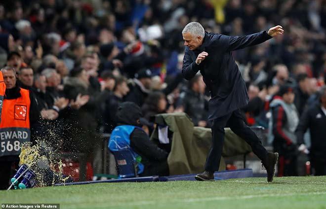 """Mourinho tháo chạy khỏi MU: Tìm đường trở lại """"mái nhà xưa"""" Real Madrid - 1"""