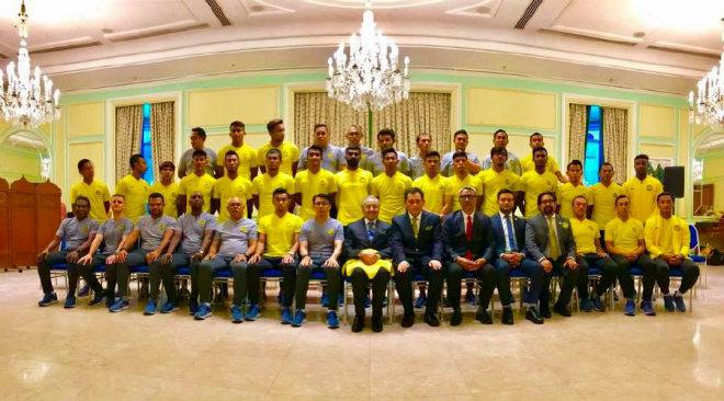 """Thủ tướng Malaysia muốn """"Mãnh hổ"""" thắng Việt Nam cả 2 trận chung kết - 1"""