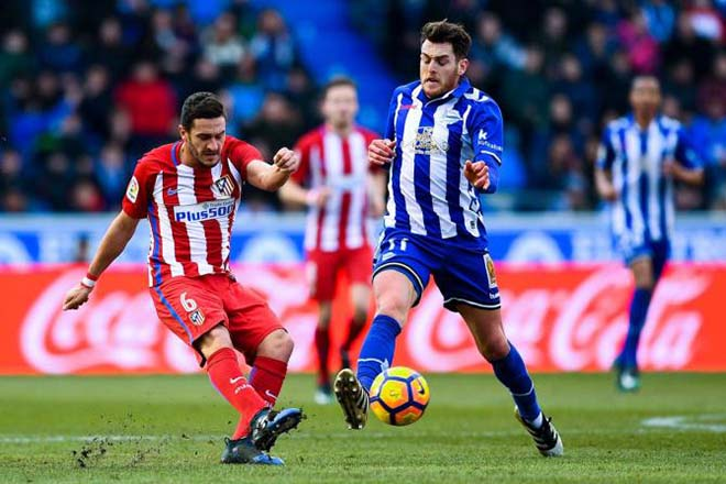 Atletico Madrid - Alaves: Siêu sao lập công định đoạt thế cục - 1