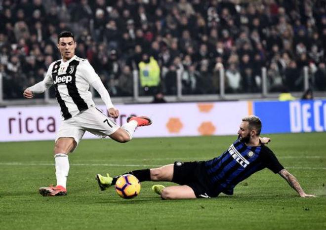 """Juventus - Inter Milan: Ronaldo tung hoành, """"sát thủ"""" ra đòn quyết định - 1"""
