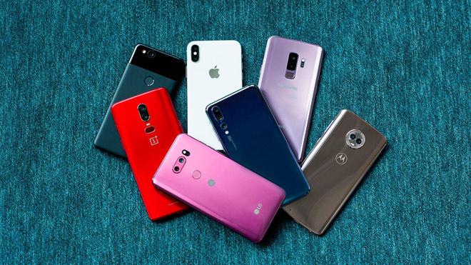 Hãng nào sẽ có smartphone 5G trong năm tới? - 1